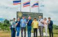ททท. เชิญคณะเอกอัครราชทูตสัมผัสอัตลักษณ์ไทย เส้นทางท่องเที่ยวศาสตร์พระราชาฯ  จังหวัดอุดรธานี